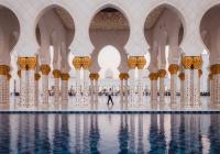 Главную мечеть ОАЭ открыли после карантина