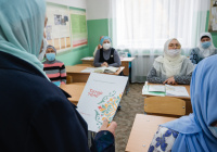 Названо число мугаллимов, преподающих в Татарстане