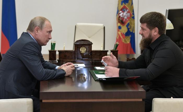 Рамзану Кадырову исполнилось 44 года (Фото: Kremlin.ru)