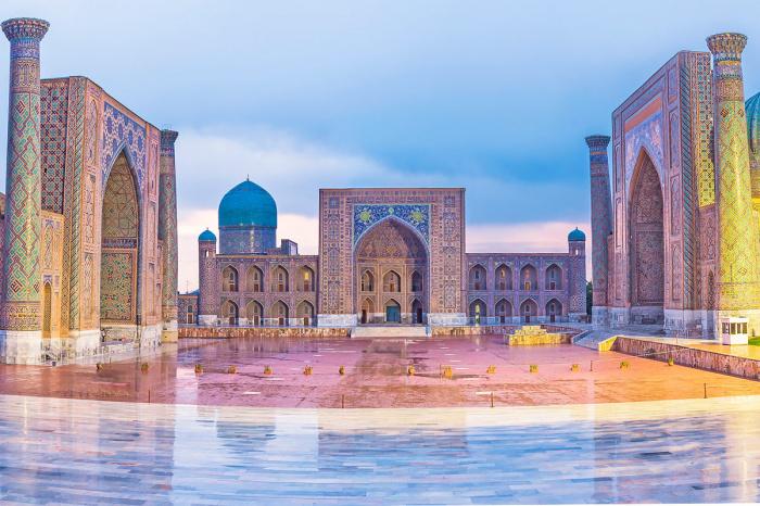 Минареты и меланхолия: путешествуя по Узбекистану