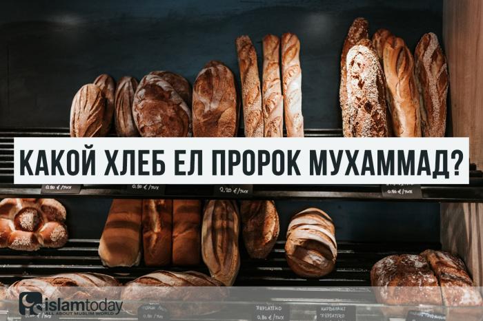Ячменный, пшеничный, гречневый: какой хлеб ел пророк Мухаммад? (Источник фото: unsplash.com)