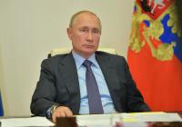 """Путин надеется, что в Киргизии """"все обойдется мирно"""""""