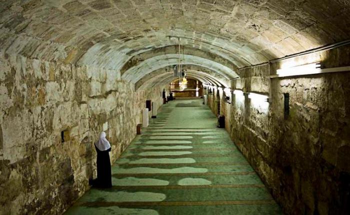 Столбы, воздвигнутые джиннами во времена пророка Сулеймана (ФОТО)