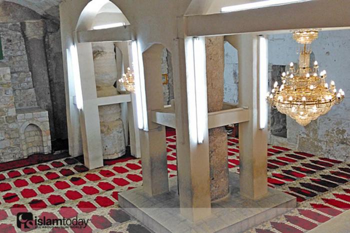 История мечети Аль-Акса