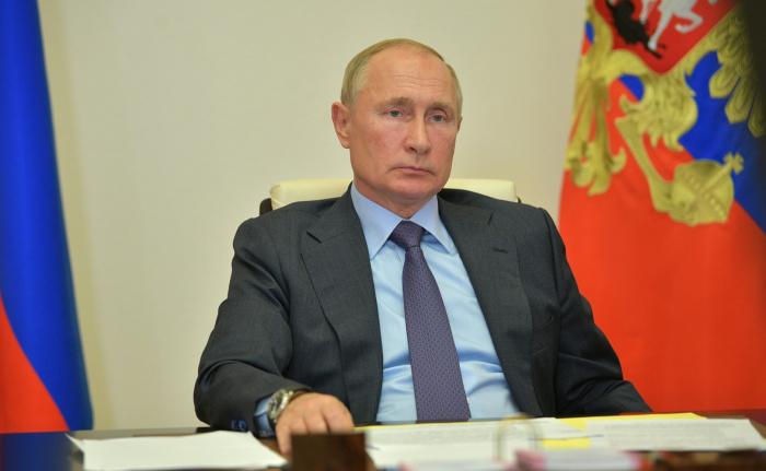 Сегодня Владимиру Путину исполнилось 68 лет (Фото: Kremlin.ru)