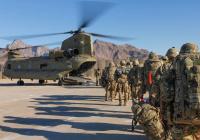 Трамп пообещал вывести войска из Афганистана к Рождеству