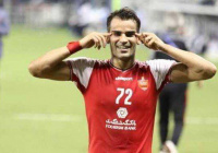 Иранского футболиста дисквалифицировали за расизм