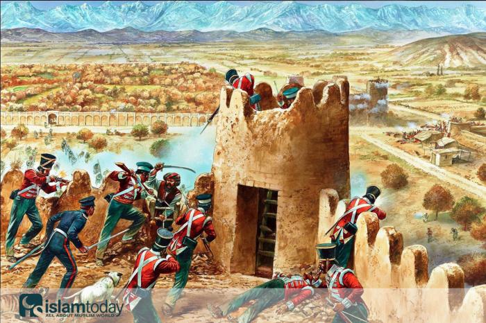 Первая англо-афганская война: последствия