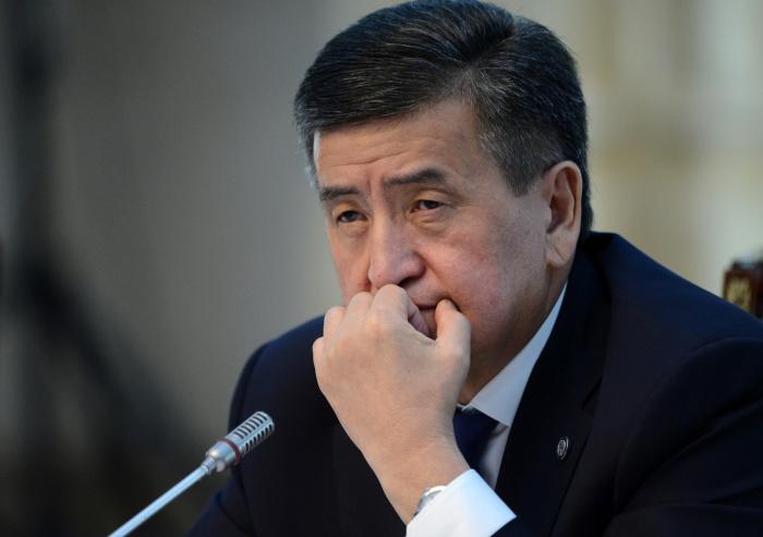 Президент Киргизии готов покинуть свой пост.