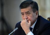 Жээнбеков заявил о готовности уйти в отставку