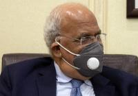 Глава Организации освобождения Палестины заразился коронавирусом