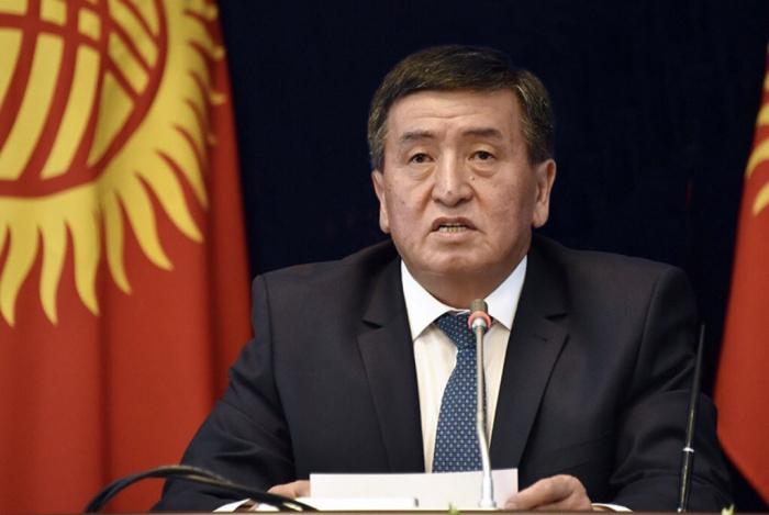 Президент Киргизии отправил правительство в отставку.