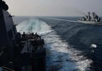 Россия и Египет проведут совместные учения в Черном море