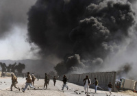 Боевики взорвали школу в лагере беженцев в Афганистане