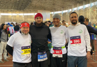 Муфтий и команда ДУМ РТ приняли участие в Казанском марафоне