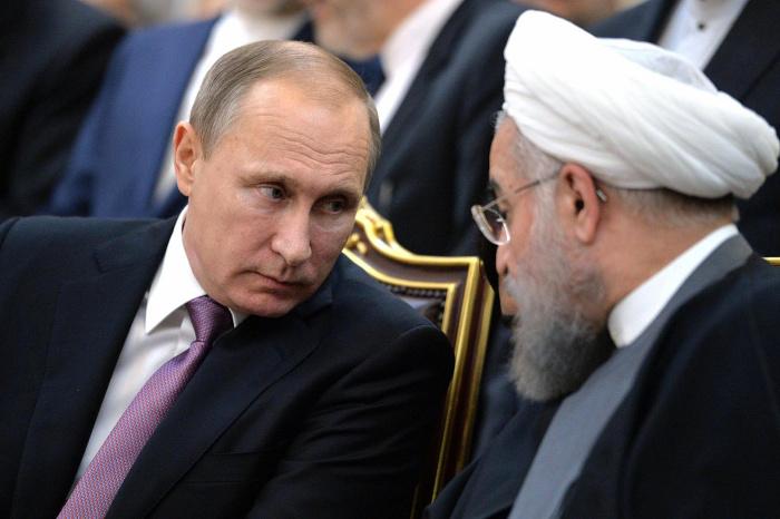 Лидеры двух стран на одной из предыдущих встреч.