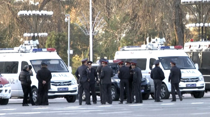 СМИ сообщили об усиленных мерах безопасности в Душанбе.