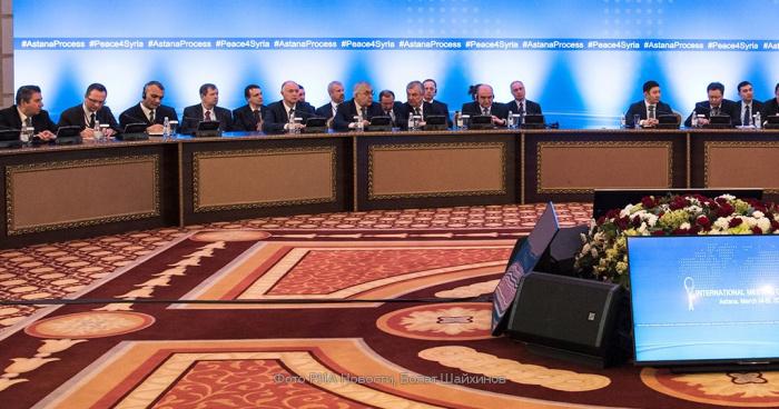 В Казахстане назвали вероятную дату новых переговоров по Сирии