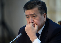 Новый премьер Киргизии заявил об отставке Жээнбекова