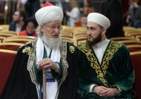 Муфтий Татарстана поздравил Таджуддина и Крганова с днем рождения