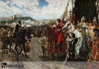 Королевство Гранада: от халифата к христианской империи