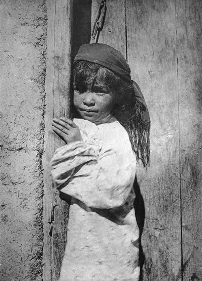 Мусульманки русского Туркестана: уникальные фото французского фотографа