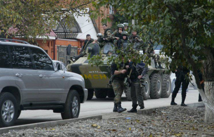Силовики сообщили о ликвидации в Грозном двух боевиков.