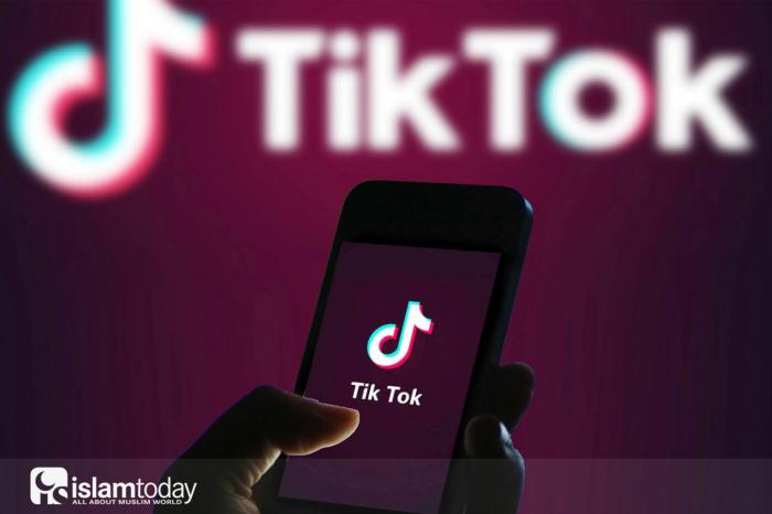 Запрет на китайское приложение TikTok. (Источник фото: yandex.ru)