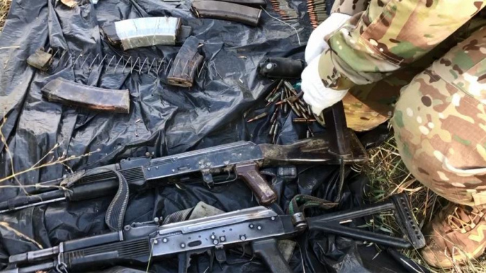 В Грозном ликвидировали четверых боевиков.