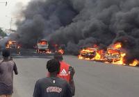 Не менее 20 человек погибли в Нигерии при взрыве бензовоза