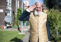 100-летний мусульманин стал кавалером ордена Британской империи