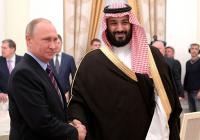Путин и наследный принц Саудовской Аравии обсудили рынки энергоносителей