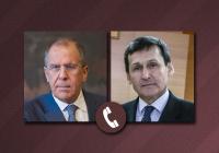 Главы МИД России и Таджикистана обсудили двустороннее сотрудничество