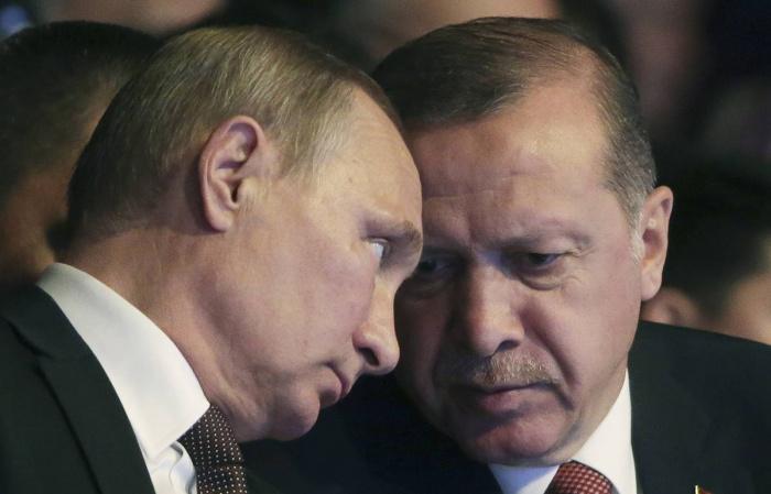 Эрдоган выступил соскандальным заявлением поКрыму