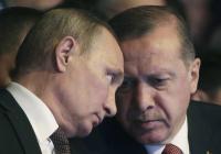 Путин и Эрдоган выступили за активизацию политического процесса по Карабаху