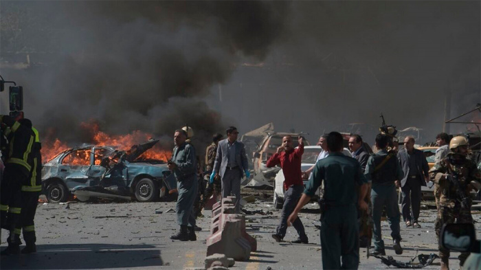 Теракт в Афганистане унес жизни не менее 15 человек.