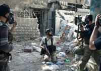 Боевики погибли при подготовке провокации с химоружием в Сирии