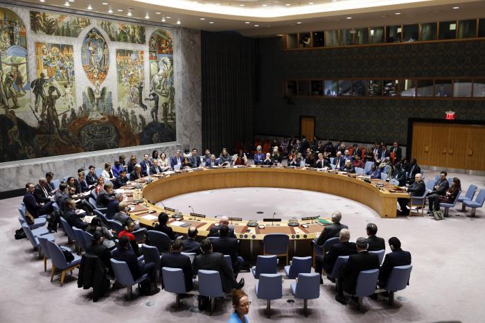 В СБ ООН обсудят ситуацию в Персидском заливе.