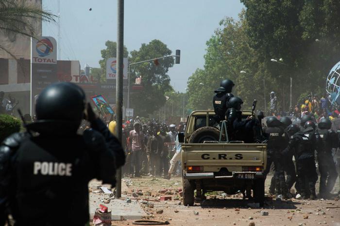 Буркина-Фасо превратилась в эпицентр террористической активности.