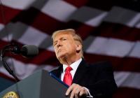 Трамп рассказал об отношении к идее превосходства белой расы