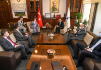 Минниханов встретился с губернатором турецкой провинции Измир