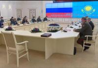 Казахстан и Россия подписали новый договор о военном сотрудничестве