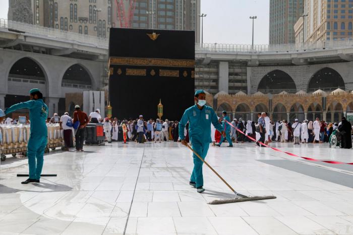 Подданным КСА вновь разрешили посещение Запретной мечети.