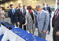 Рустам Минниханов ознакомился с работой турецких предприятий