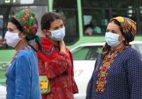 В Туркмении, где «нет коронавируса», призвали жителей носить маски