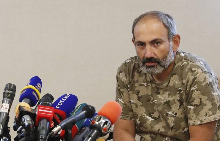 Никол Пашинян уверен, что боевики, воюющие в Карабахе, представляют угрозу для России.