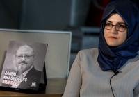 Невеста Хашогги подала в суд на наследного принца Саудовской Аравии