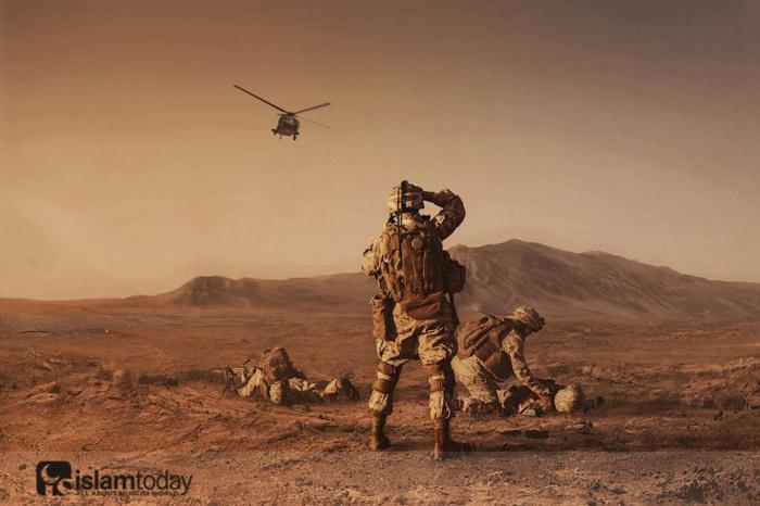 Когда американцы уйдут из Афганистана? (Источник фото: yandex.ru)