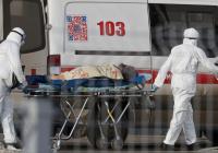 В России – рекордная смертность от коронавируса с начала пандемии