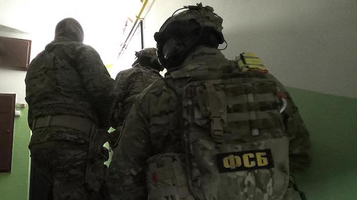 Два участника банды Басаева задержаны сотрудниками ФСБ.